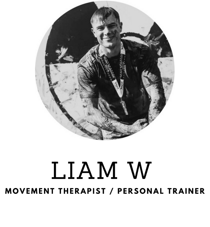 Movement Therapist, Personal Trainer - Liam W