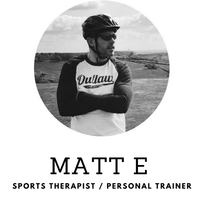 Sports Therapist, Personal Trainer - Matt E